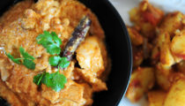 Indyjski butter chicken