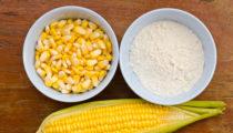 Skrobia kukurydziana mąka