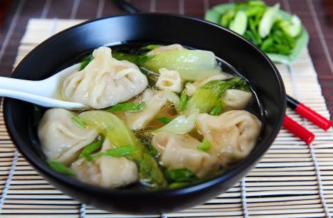 zupa wonton