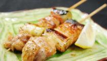 Yakitori japońskie szaszłyki