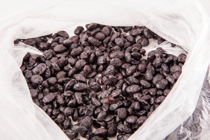 Douchi fermentowana czarna soja