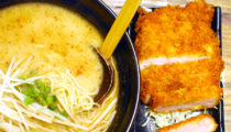 Tonkatsu Ramen – noodle w zupie