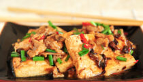 Tofu z kuchni Hunanu