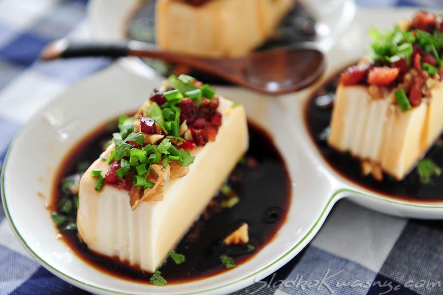 tofu przystawka
