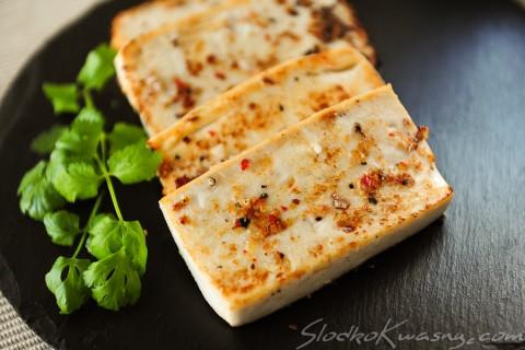 tofu w trawie cytrynowej