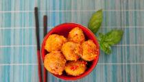 Ziemniaki po indonezyjsku : rendang
