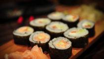 Szybkie sushi maki