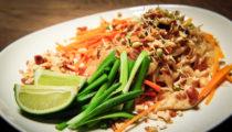 Pad thai, pat thai, phat thai, tajski slodkokwasny makaron