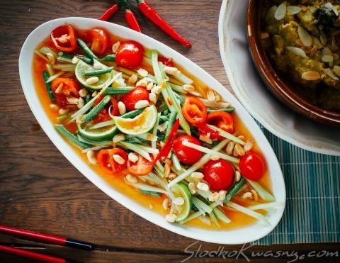 salatka z papai