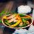Aromatyczne tofu z warzywami z woka